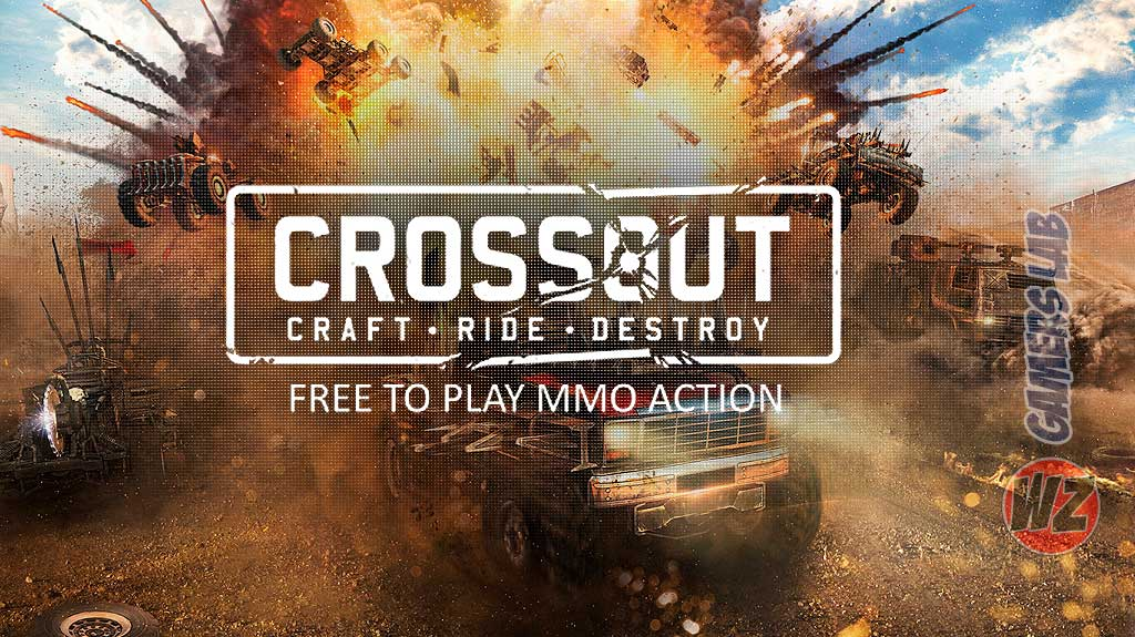 Crossout disponible gratis. Descargalo ahora de forma gratuita desde WZ Gamers Lab - La revista de videojuegos, free to play y hardware PC digital online