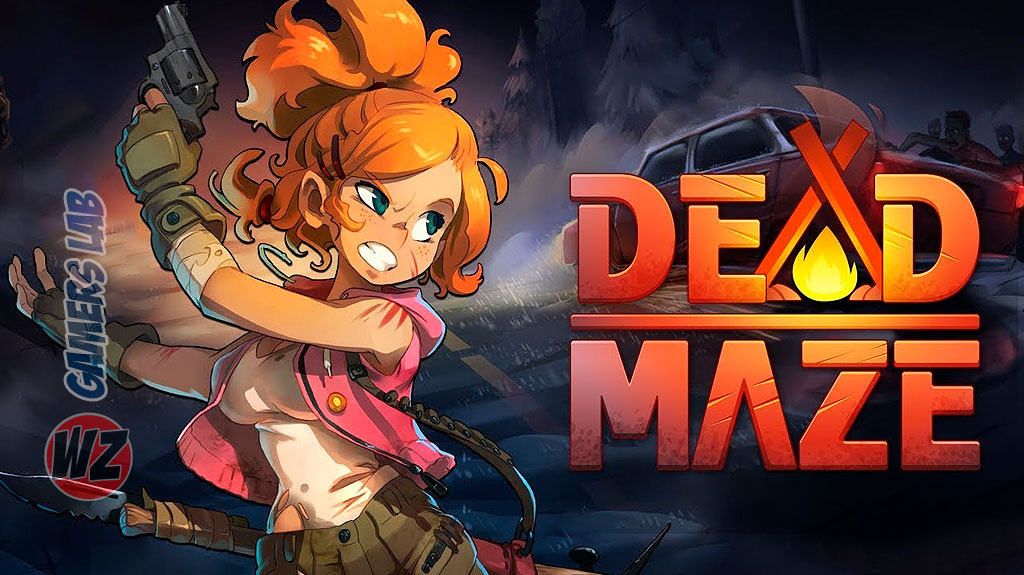 Deade Maze ya disponible en Steam. Descargalo ya en WZ Gamers Lab - La revista de videojuegos, free to play y hardware PC digital online
