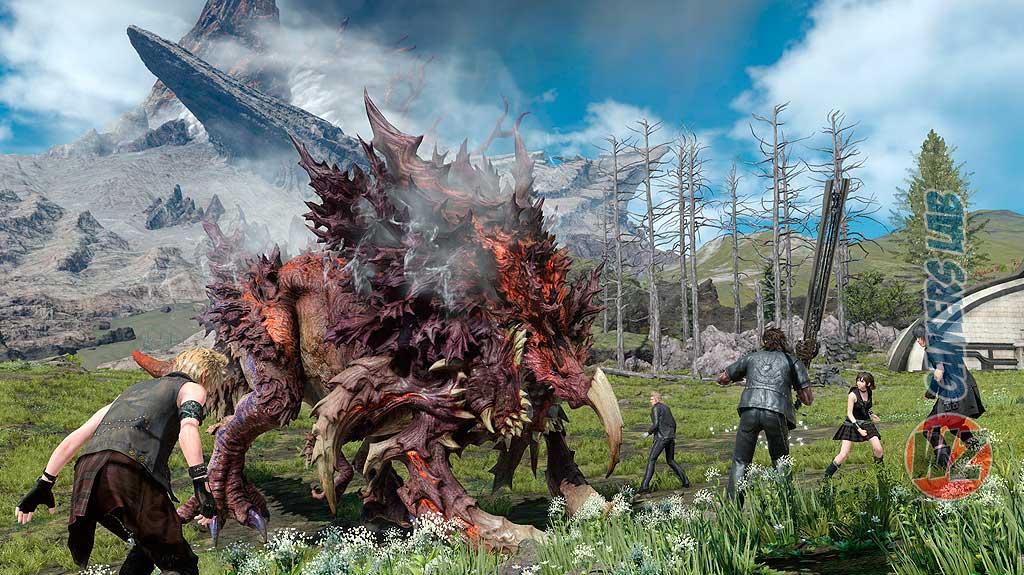 Final Fantasy Windows Edition llegará en marzo para PC en WZ Gamers Lab - La revista de videojuegos, free to play y hardware PC digital online