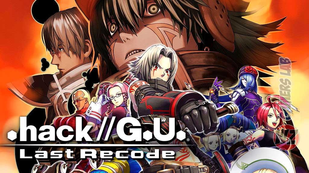 Vuelve .hack//G.U. Last Recode con una trilogía única y te lo mostramos en WZ Gamers Lab - La revista de videojuegos, free to play y hardware PC digital online