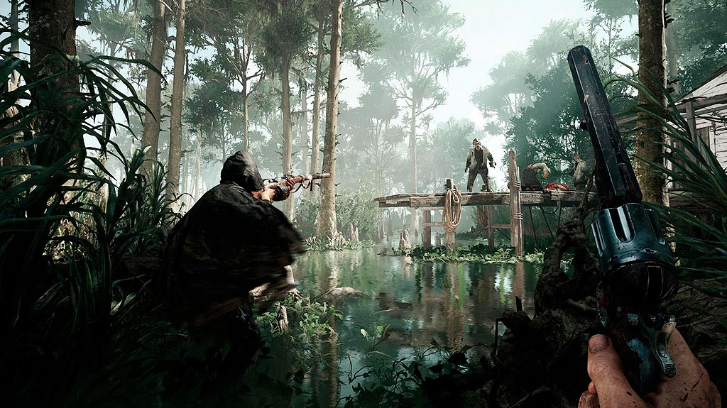 Hunt Showdown ya está disponible en acceso anticipado y te lo contamos en WZ Gamers Lab - La revista digital online de videojuegos free to play y Hardware PC