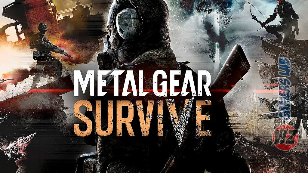 Metal Gear Survive ya está disponible y te lo contamos en WZ Gamers Lab - La revista de videojuegos, free to play y hardware PC digital online