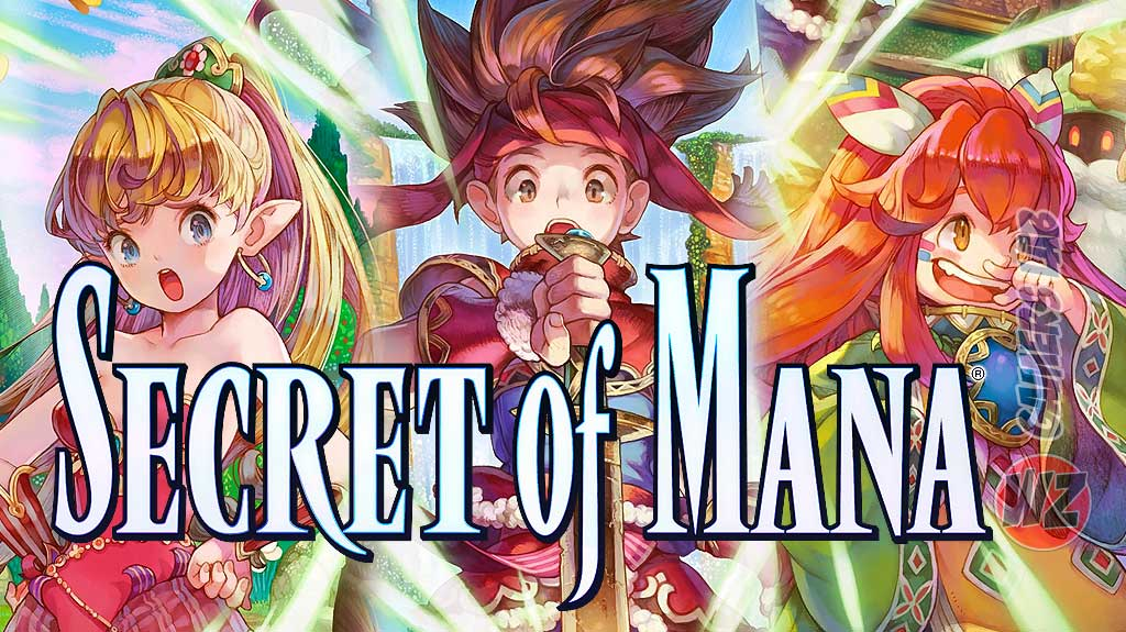 Secret Of Mana, el clásico de consola remasterizado para PC y te lo contamos en WZ Gamers Lab - La revista de videojuegos, free to play y hardware PC digital online