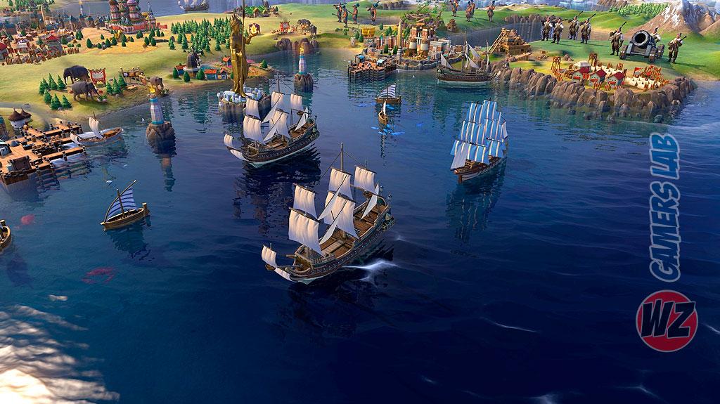 Sid Meier's Civilization® VI: Rise and Fall ya disponible en WZ Gamers Lab - La revista de videojuegos, free to play y hardware PC digital online