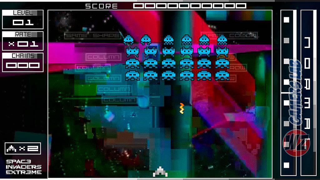 Space Invaders Extreme aterriza en PC y te lo contamos en WZ Gamers Lab - La revista de videojuegos, free to play y hardware PC digital online