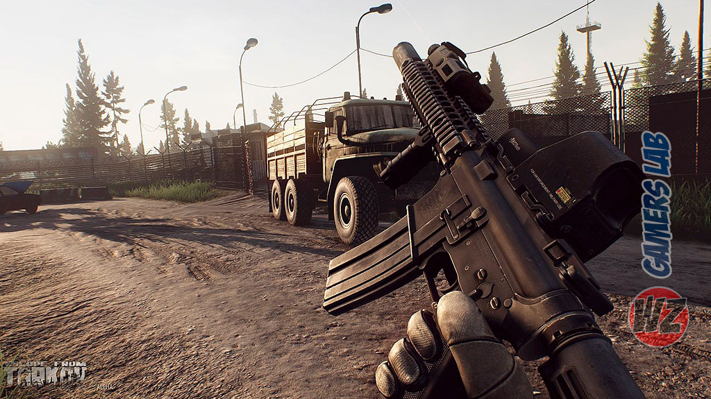 Escape from Tarkov saldrá en Español. Te lo contamos en WZ Gamers Lab - La revista de videojuegos, free to play y hardware PC digital online