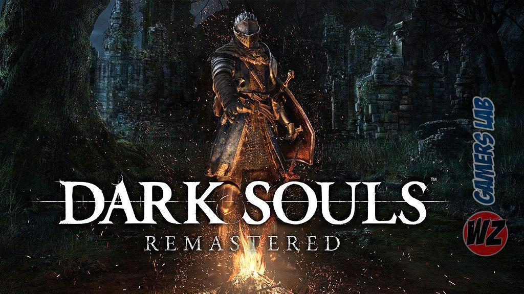 Darksouls remastered ya está disponible y te lo contamos en WZ Gamers Lab - La revista digital online de videojuegos free to play y Hardware PC