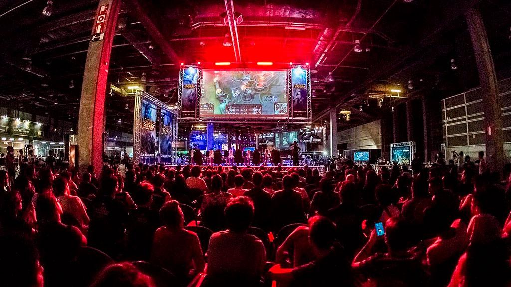 Dreamhack Valencia 2018 en WZ Gamers Lab - La revista digital online de videojuegos free to play y Hardware PC