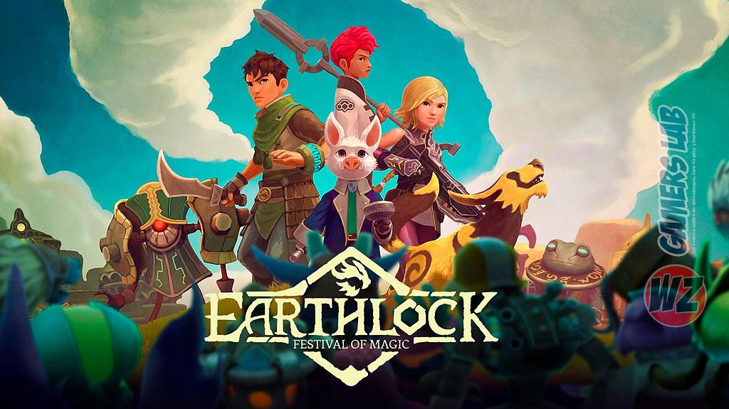 Earthlock Festival of Magic en WZ Gamers Lab - La revista digital online de videojuegos free to play y Hardware PC