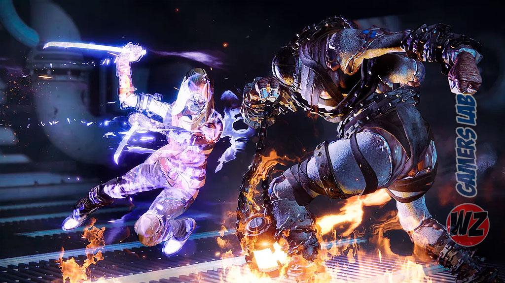 En septiembre Destiny 2 Forsaken en WZ Gamers Lab - La revista digital online de videojuegos free to play y Hardware PC