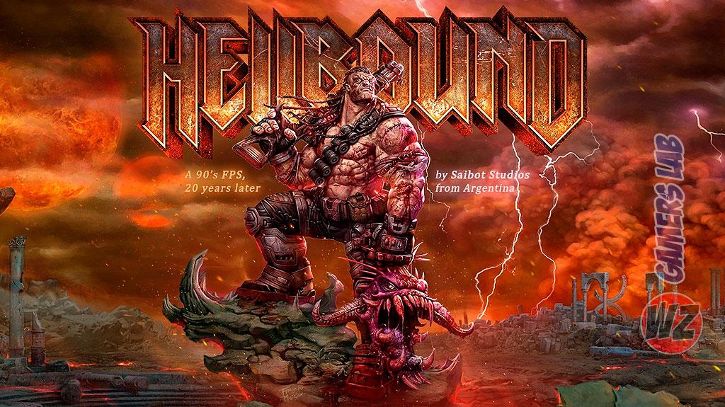 Hellbound en Kickstarter y te lo contamos en WZ Gamers Lab - La revista digital online de videojuegos free to play y Hardware PC