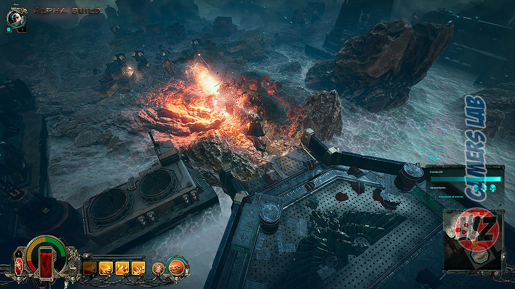 Warhammer 40,000: Inquisitor - Martyr disponible y te lo contamos en WZ Gamers Lab - La revista digital online de videojuegos free to play y Hardware PC