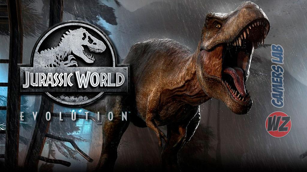 Jurassic World Evolution ya está disponible y te lo contamos en WZ Gamers Lab - La revista digital online de videojuegos free to play y Hardware PC