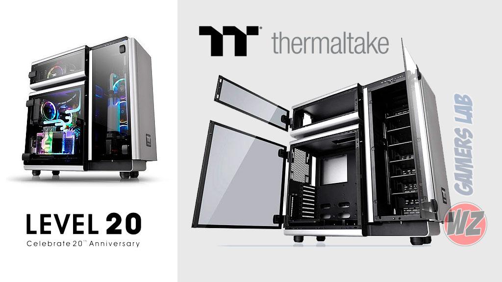 Thermaltek celebra su 20 aniversario con la LVL 20 en WZ Gamers Lab - La revista digital online de videojuegos free to play y Hardware PC