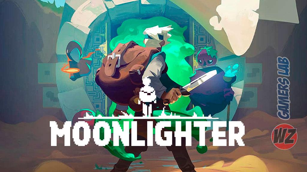 Moonlighter disponible en unas horas y te lo contamos en WZ Gamers Lab - La revista digital online de videojuegos free to play y Hardware PC