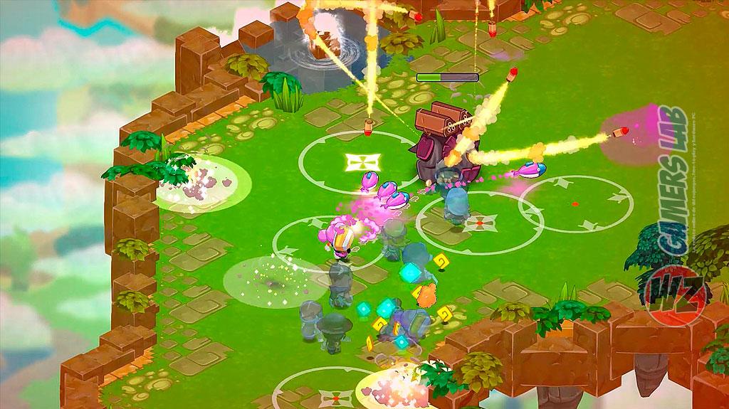 Next Up Hero sale de su acceso anticipado en WZ Gamers Lab - La revista digital online de videojuegos free to play y Hardware PC