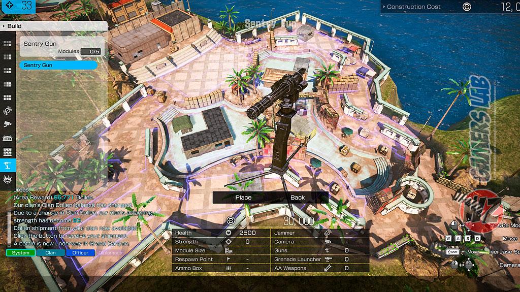 Rockshot pasa sin pena ni gloria en WZ Gamers Lab - La revista digital online de videojuegos free to play y Hardware PC