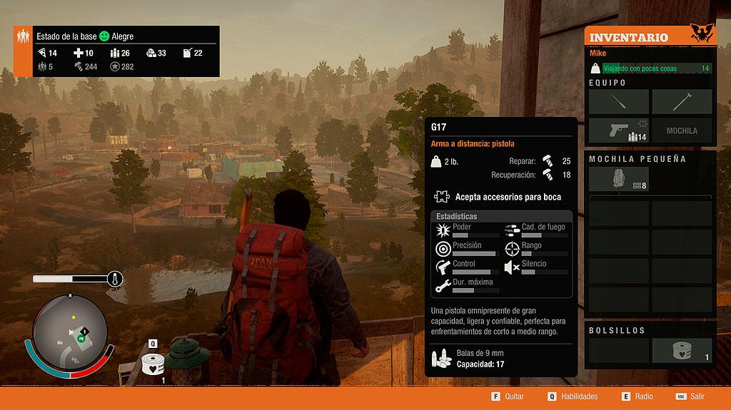State Of Decay 2 alcanza el millón de usuarios y te lo contamos en WZ Gamers Lab - La revista digital online de videojuegos free to play y Hardware PC