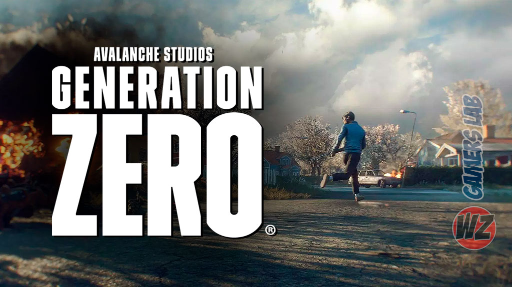 Generation Zero de Avalanche Studios en WZ Gamers Lab - La revista digital online de videojuegos free to play y Hardware PC