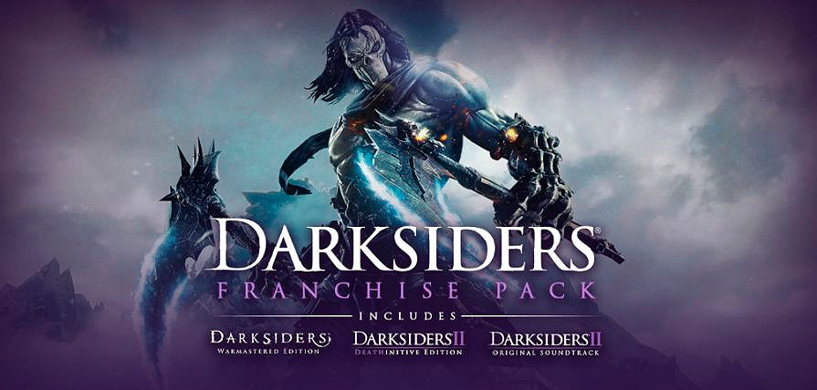 Darksiders franchise pack al 90% y te lo contamos en WZ Gamers Lab - La revista de videojuegos, free to play y hardware PC digital online