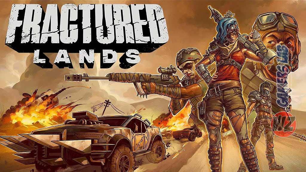 Fractured Lands llega con acceso anticipado en WZ Gamers Lab - La revista digital online de videojuegos free to play y Hardware PC