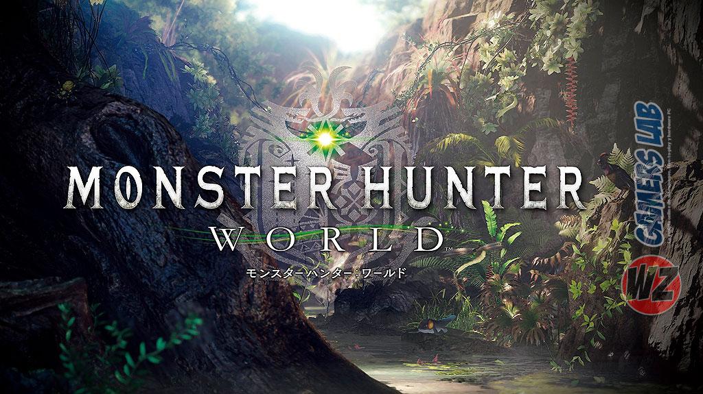 Monster Hunter World disponible para reserva en WZ Gamers Lab - La revista digital online de videojuegos free to play y Hardware PC