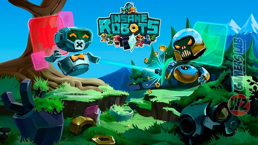 Liderar una rebelión con cartas es fácil en Insane Robots en WZ Gamers Lab - La revista digital online de videojuegos free to play y Hardware PC