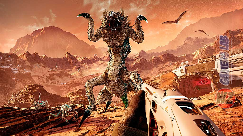 De vacaciones en Marte con Far Cry 5 Lost on Mars en WZ Gamers Lab - La revista digital online de videojuegos free to play y Hardware PC