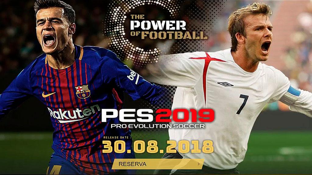 Pro Evolution Soccer 2019 listo para su lanzamiento en WZ Gamers Lab - La revista digital online de videojuegos free to play y Hardware PC
