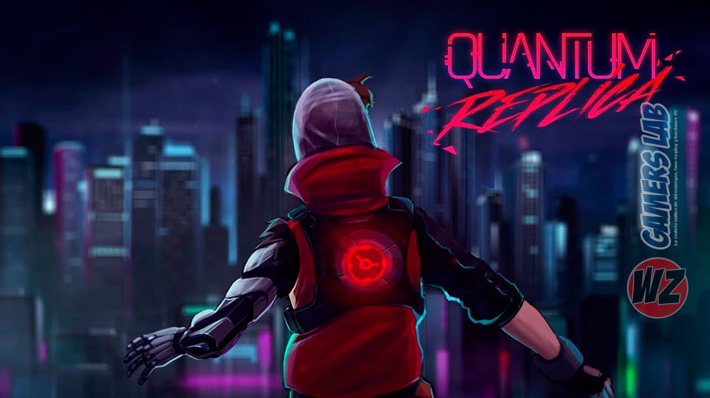 Descubre los secretos de Quantum Replica en WZ Gamers Lab - La revista digital online de videojuegos free to play y Hardware PC