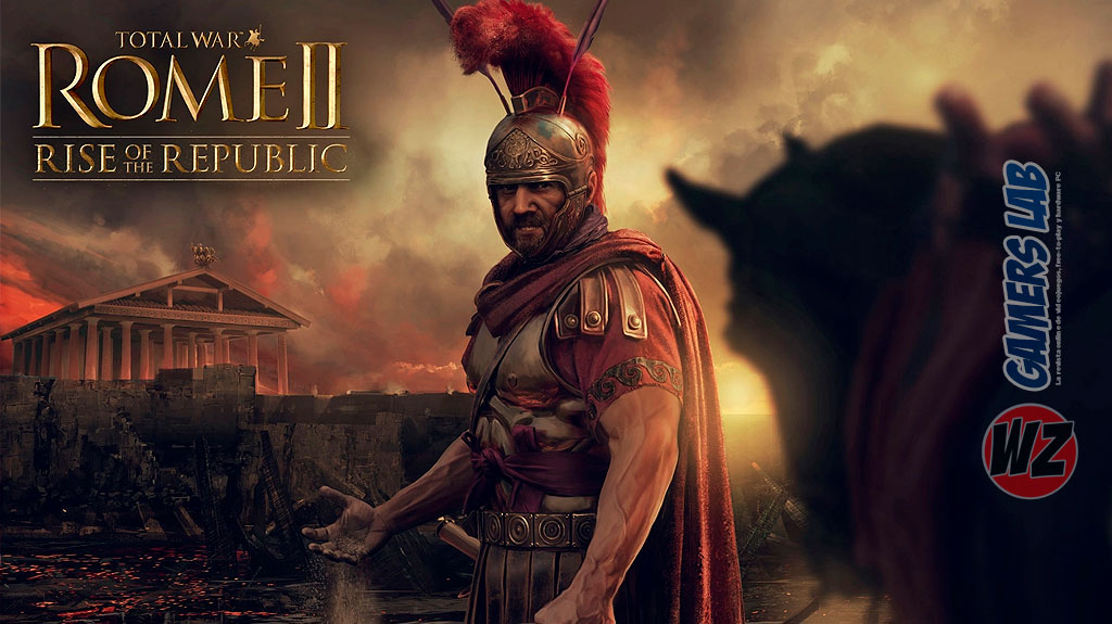 Llega Total War: ROME II - Rise of the Republic Campaign Pack en WZ Gamers Lab - La revista digital online de videojuegos free to play y Hardware PC