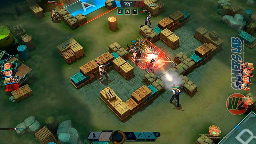 Tango 5 Reloaded: Grid Action Heroes (Open Beta) en WZ Gamers Lab - La revista digital online de videojuegos free to play y Hardware PC