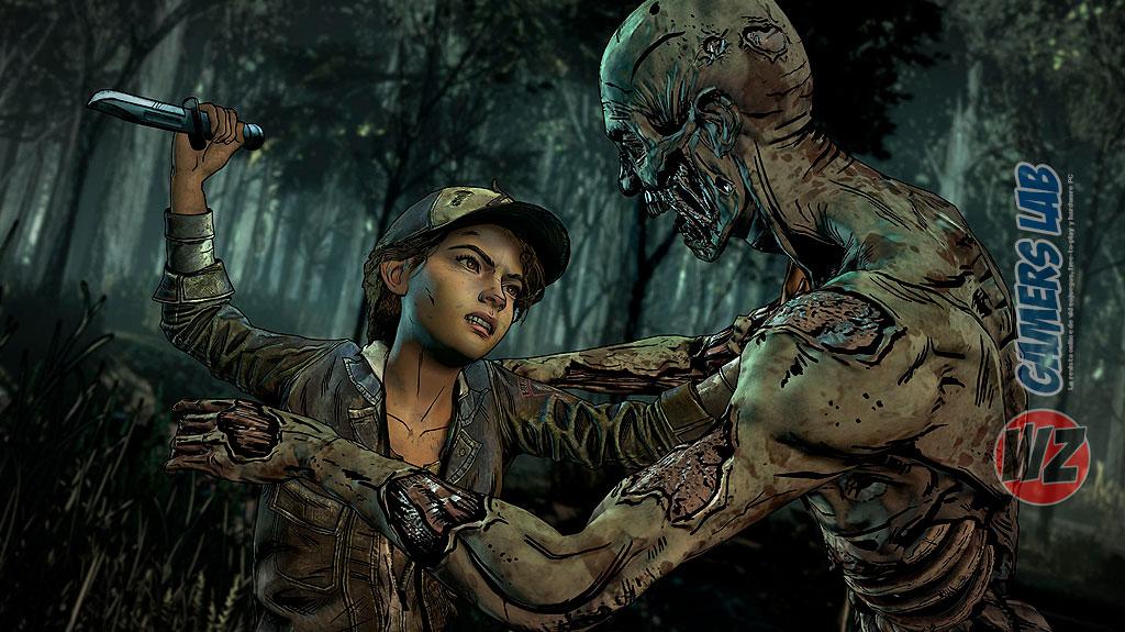 Ya disponible The Walking Dead: The Final Season en WZ Gamers Lab - La revista digital online de videojuegos free to play y Hardware PC
