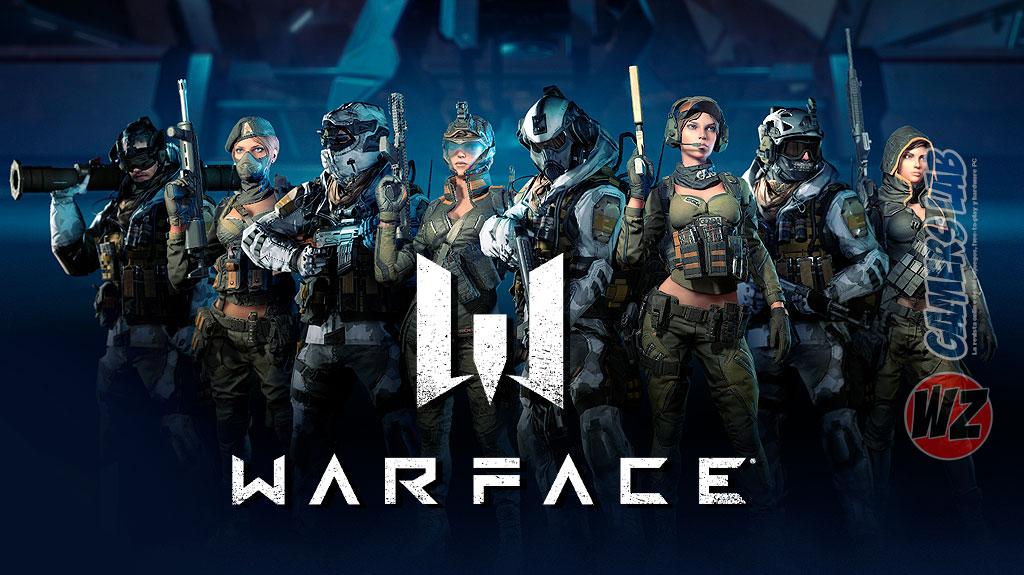 Actualizado a su versión 2.0 el Battle Royale de Warface en WZ Gamers Lab - La revista digital online de videojuegos free to play y Hardware PC