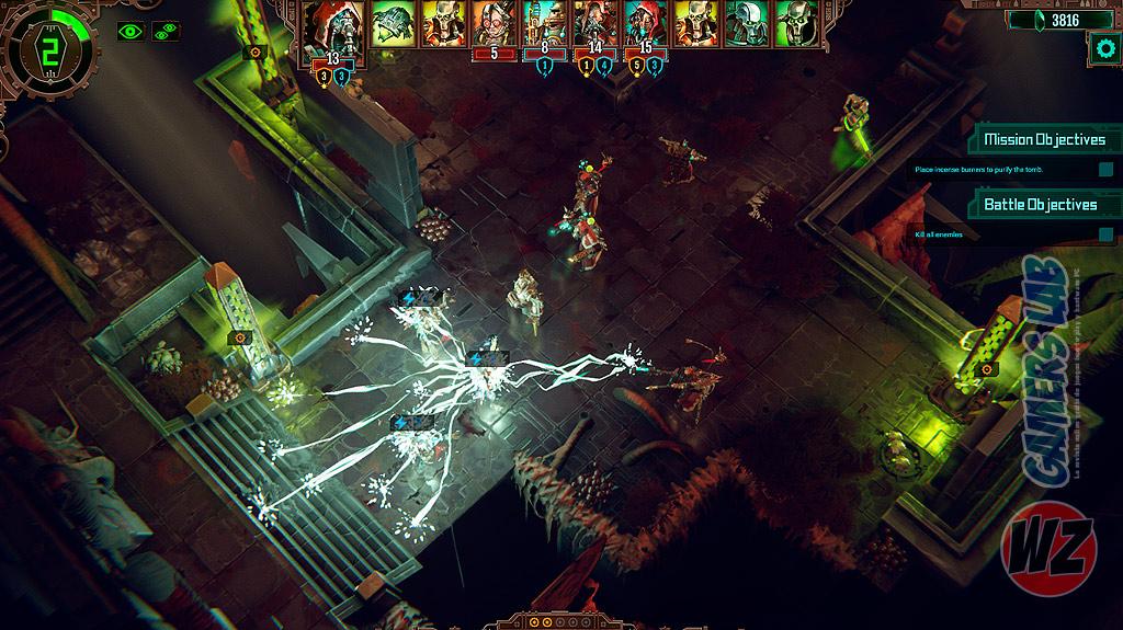 Warhammer 40,000: Gladius - Relics of War en WZ Gamers Lab - La revista digital online de videojuegos free to play y Hardware PC