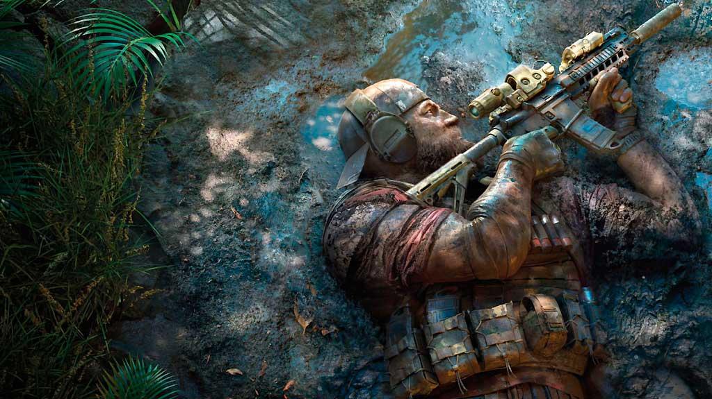 Tom Clancy's Ghost Recon® Breakpoint en WZ Gamers Lab - La revista de videojuegos, free to play y hardware PC digital online